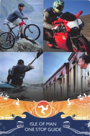 Book cover Isle of Man One Stop Guide