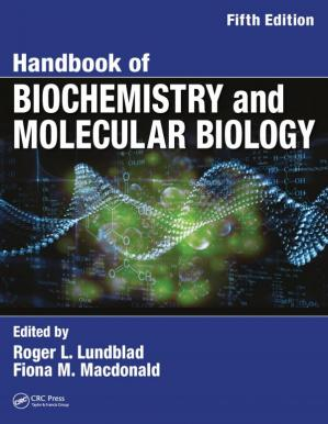Εξώφυλλο βιβλίου Handbook of Biochemistry and Molecular Biology