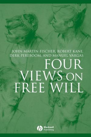 Book cover Four Views on Free Will