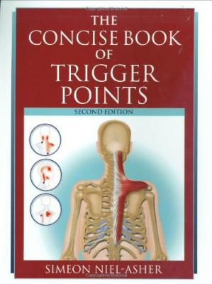 Portada del libro The Concise Book of Trigger Points, Revised Edition