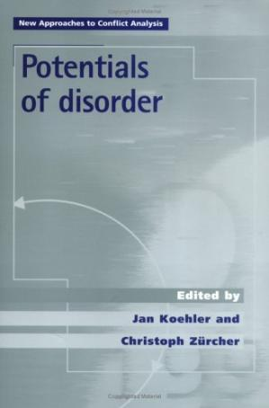 Portada del libro Potentials of Disorder (New Approaches to Conflict Analysis)