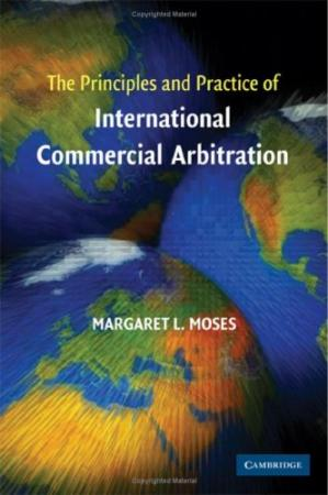 पुस्तक कवर The Principles and Practice of International Commercial Arbitration