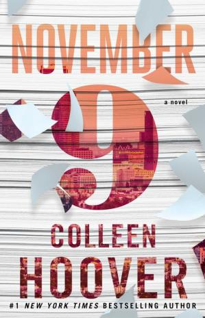 Couverture du livre November 9 A Novel
