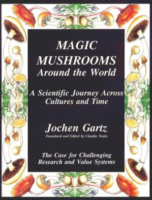 غلاف الكتاب Magic Mushrooms Around the World