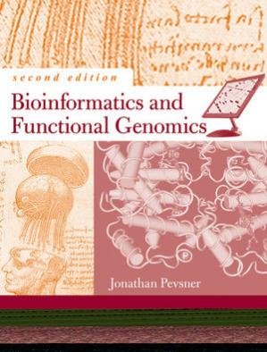 Обложка книги Bioinformatics and Functional Genomics, Second Edition