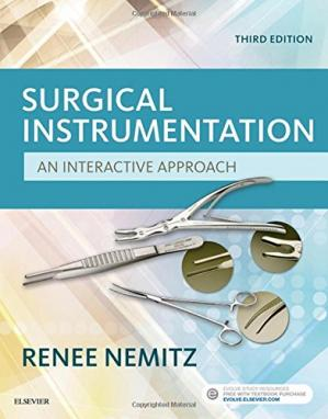 Book cover Surgical Instrumentation: An Interactive Approach