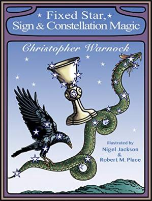 Book cover Fixed Star, Sign and Constellation Magic