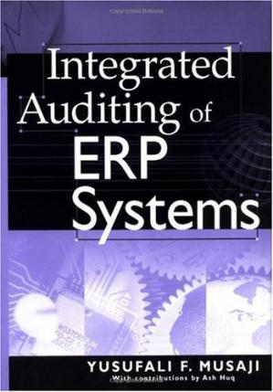 Okładka książki Integrated Auditing of ERP Systems
