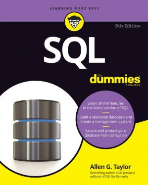 Book cover SQL for Dummies