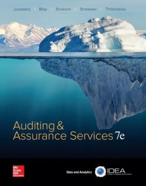 Book cover Auditing and Assurance Services