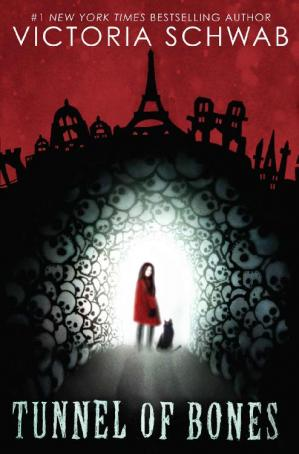 Book cover Tunnel of Bones (City of Ghosts #2)
