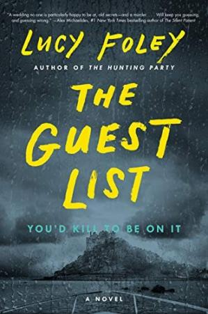 Book cover The Guest List