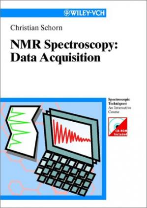 Book cover NMR Spectroscopy: Data Acquisition