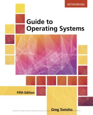 Обложка книги Guide to Operating Systems