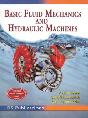 Buchdeckel Basic fluid mechanics and hydraulic machines