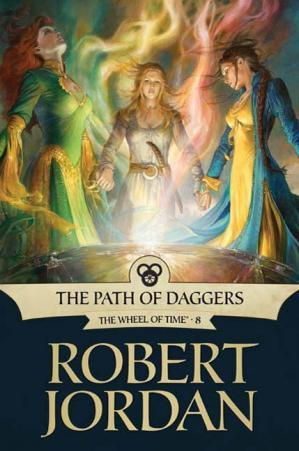 Buchdeckel The Path of Daggers