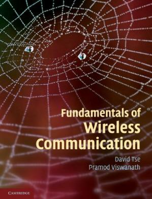 Book cover Fundamentals of Wireless Communication