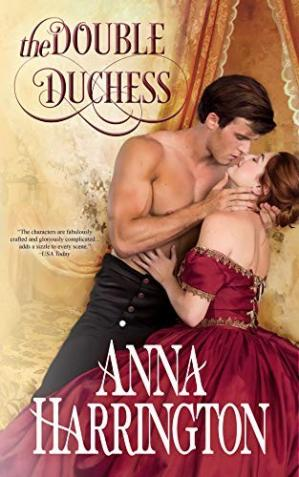 Book cover The Double Duchess