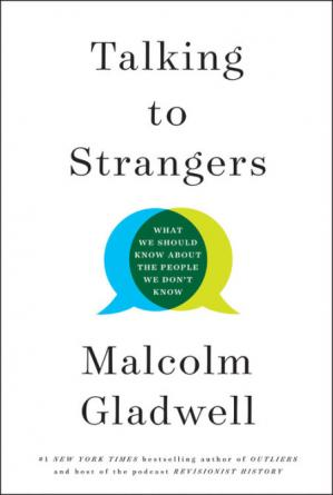Book cover Talking to Strangers