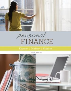 Book cover Personal Finance