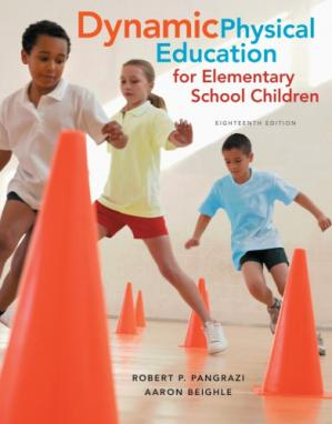 Book cover Dynamic physical education for elementary school children