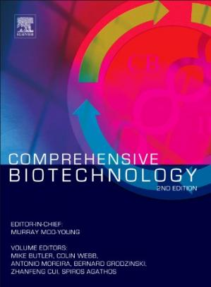 Couverture du livre Comprehensive Biotechnology, Second Edition