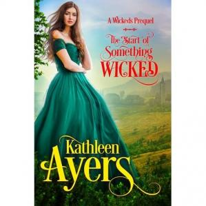 Book cover The Start of Something Wicked