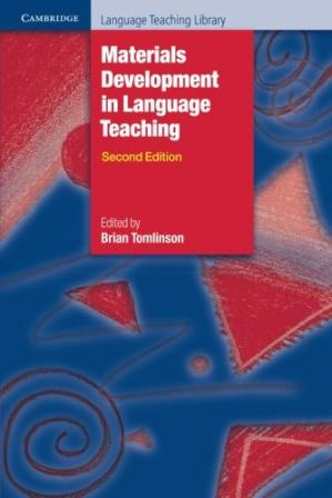 Book cover Materials Development in Language Teaching