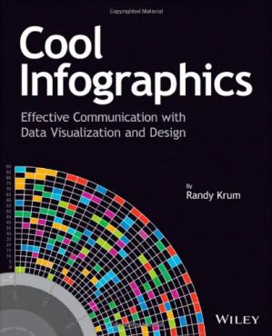 Book cover Cool Infographics: Effective Communication with Data Visualization and Design