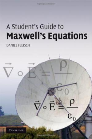 Book cover A Student's Guide to Maxwell's Equations