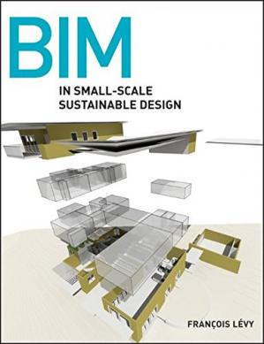 Okładka książki BIM in small-scale sustainable design