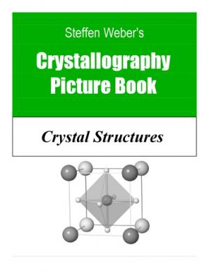 Kitap kapağı Crystallography Picture Book - Crystal Structures