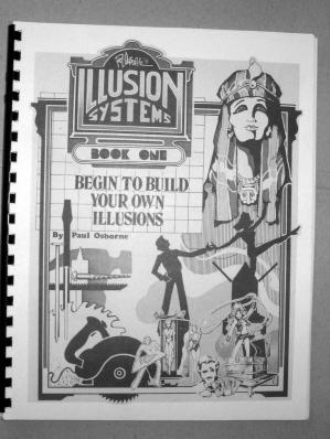 Book cover Paul Osborne Illusion Systems 1