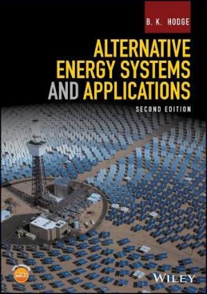 Book cover Alternative Energy Systems and Applications