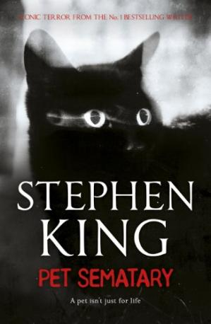 Book cover Pet Sematary