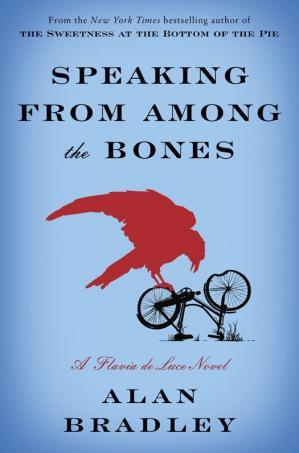 Book cover Speaking From Among The Bones