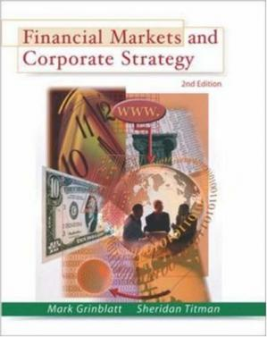 Book cover Financial Markets & Corporate Strategy
