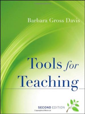 Book cover Tools for Teaching