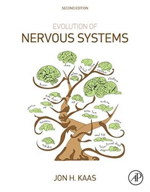 Обкладинка книги Evolution of Nervous Systems, Second Edition
