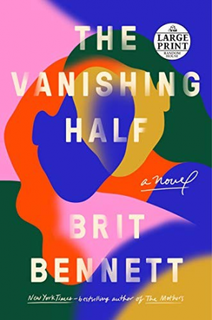 A capa do livro The Vanishing Half