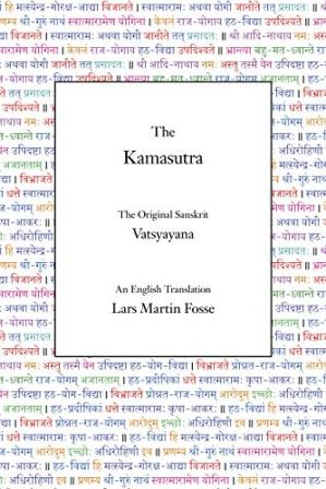 Korice knjige The Kamasutra (Translated)