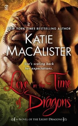 Portada del libro Love in the Time of Dragons