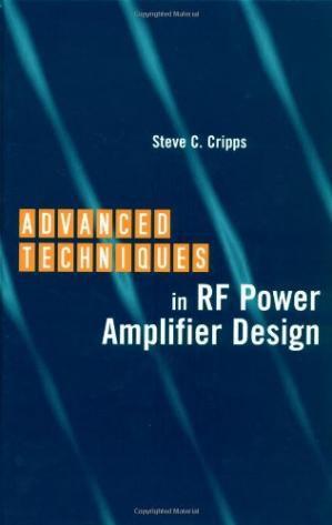Buchdeckel Advanced Techniques in RF Power Amplifier Design