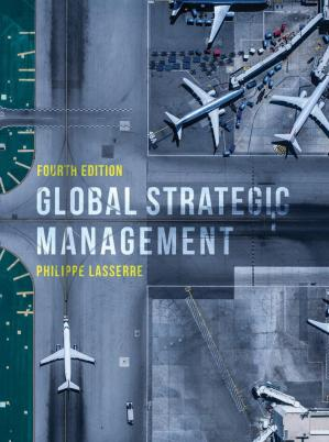 Book cover Global Strategic Management