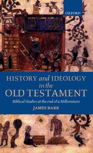 Book cover History and Ideology in the Old Testament