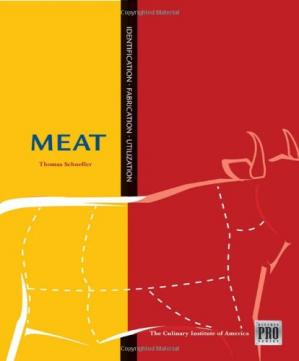 పుస్తక అట్ట Kitchen Pro Series: Guide to Meat Identification, Fabrication and Utilization
