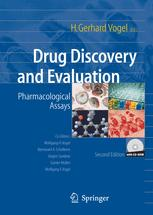 Portada del libro Drug Discovery and Evaluation: Pharmacological Assays Second Completely Revised, Updated, and Enlarged Edition