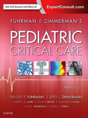 Book cover Pediatric Critical Care