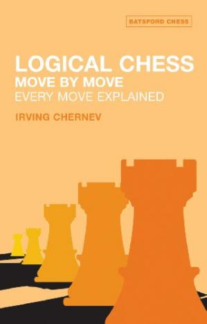 Buchdeckel Logical Chess: Move by Move