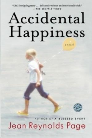 Book cover Accidental Happiness